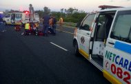 KZN Port Shepstone vehicle rollover leaves three injured