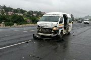 N2 Baboye rear-end collision leaves 5 injured