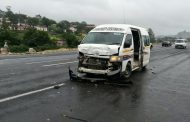 N2 Baboye rear-end collision leaves 5 injured