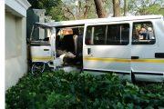 Seventeen injured in road crash at Houghton Estate