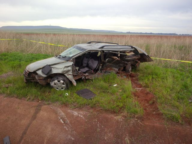 One killed, five injured in head-on collision outside of Carletonville