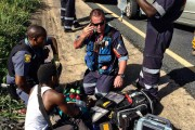 South coast N2 road crash leaves boy critically injured