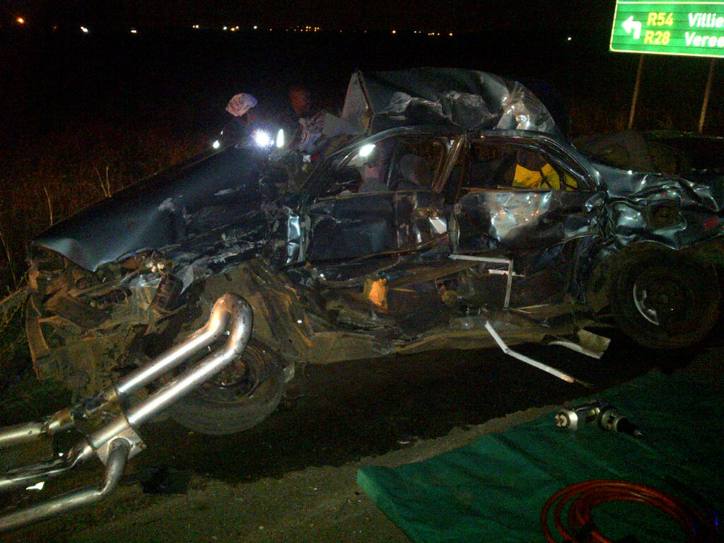Alleged hijacker killed in truck collision between Vanderbijlpark and Sebokeng