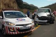 Motorbike rider killed on Helshoogte in Stellenbosch