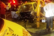 Early morning collision leaves 1 dead, 3 injured Durban
