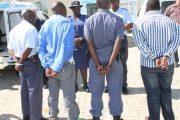 Nineteen Limpopo police officers arrested for corruption