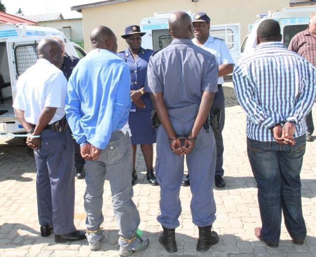 Nineteen Limpopo police officers arrested for corruption