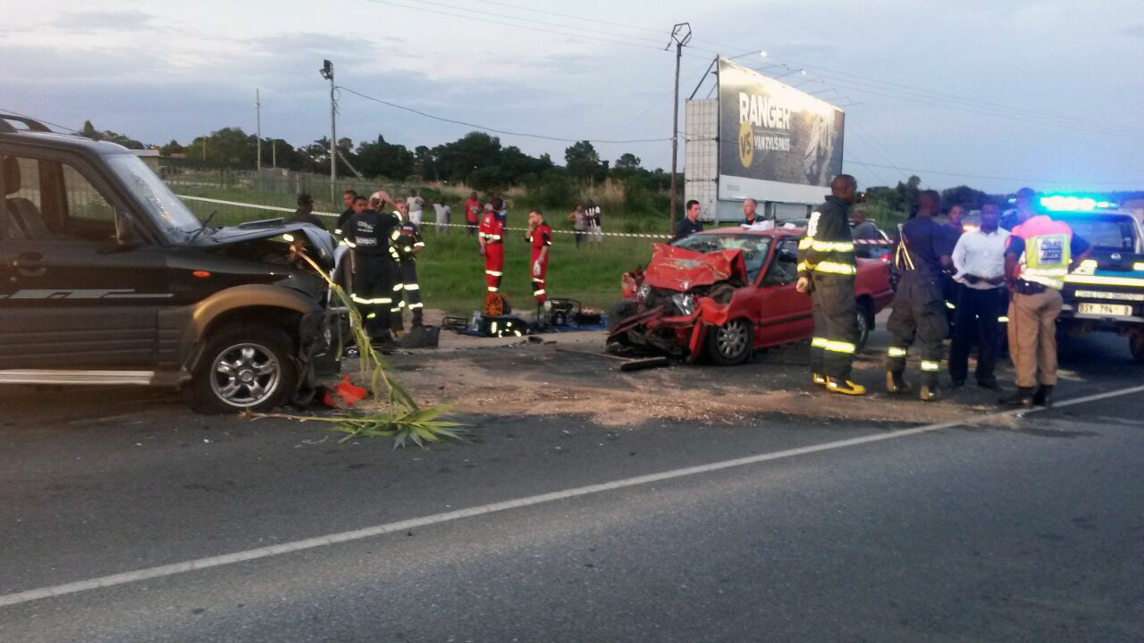 Man killed in Witkoppen collision