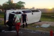 Taxi crash at intersection in Durban leaves several injured