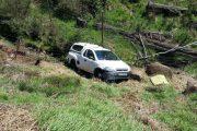 Vehicle rolls injuring four on the N3 near Richmond Road in Pietermaritzburg