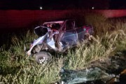 One killed, five injured after three vehicles collided on the N12 near Fochville