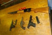 KZN police focused this festive season to raid illegal firearms from the criminals