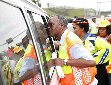 KZN Transport MEC commends active & visible traffic policing