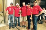 Successful end to Dakar 2015 for Toyota Imperial SA Dakar Team