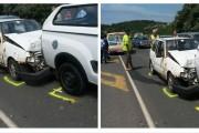Munster R61 road crash leaves one injured
