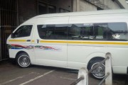 Multiple taxi collision in Durban CBD leaves 3 injured