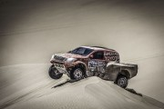Toyota Imperial SA Dakar Team in strong position at Dakar Rest Day