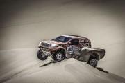 Toyota Imperial SA Dakar Team in strong position at Dakar Rest Day