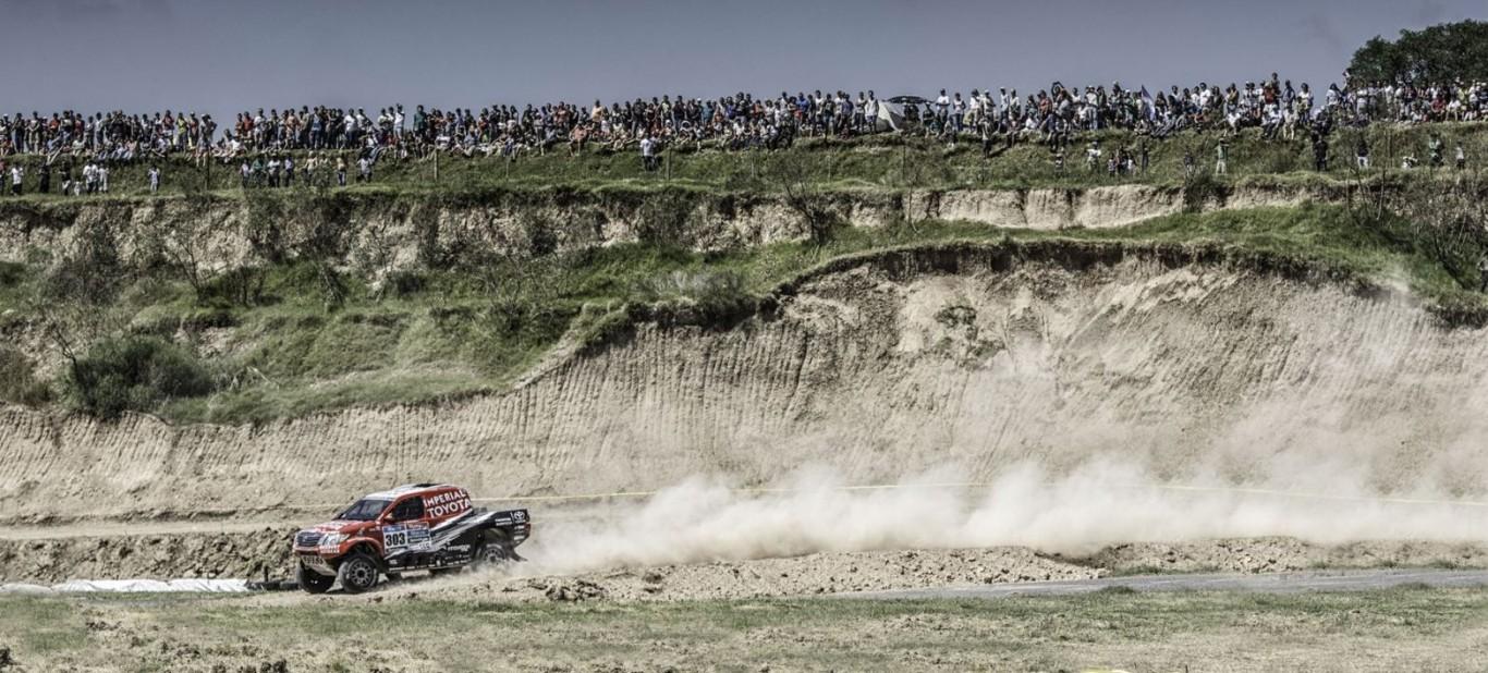 Dakar  stage 1 pic 2