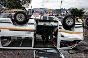Otto Volec taxi crash leaves 14 injured
