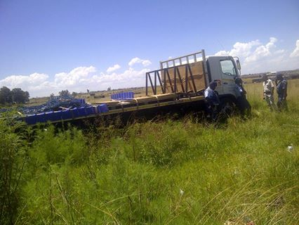 Gauteng Flying Squad recover hijacked truck and arrests suspect