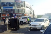 19 injured in early morning collision