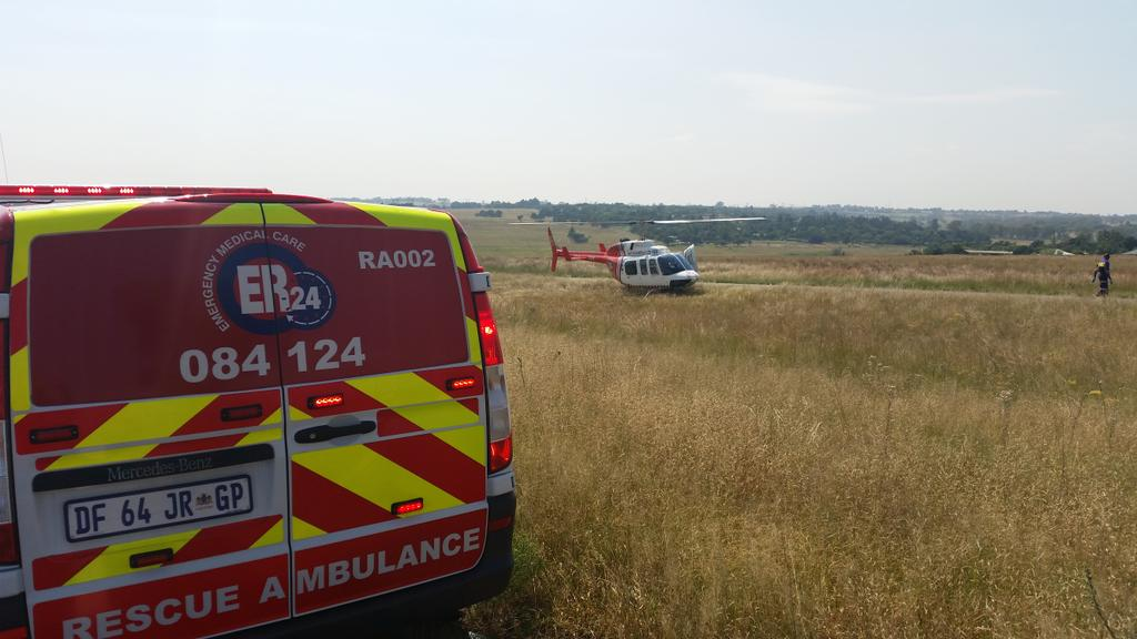 Biker in serious condition after collision on the N14