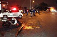 Biker killed in collision with truck near Merebank Station