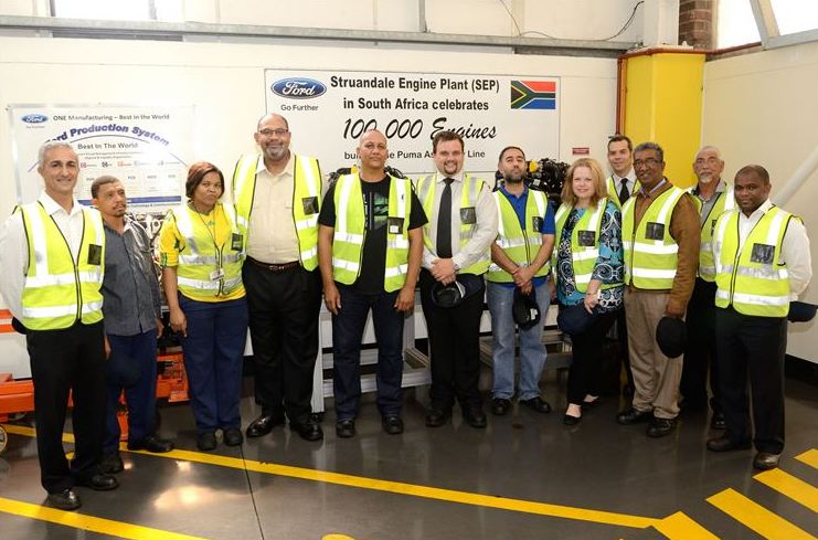 US Consul General Supports Growth Initiatives for  Automotive Industry in Eastern Cape