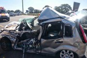 Rear-end Crash at Intersection on the R21 at Kempton Park leaves one dead
