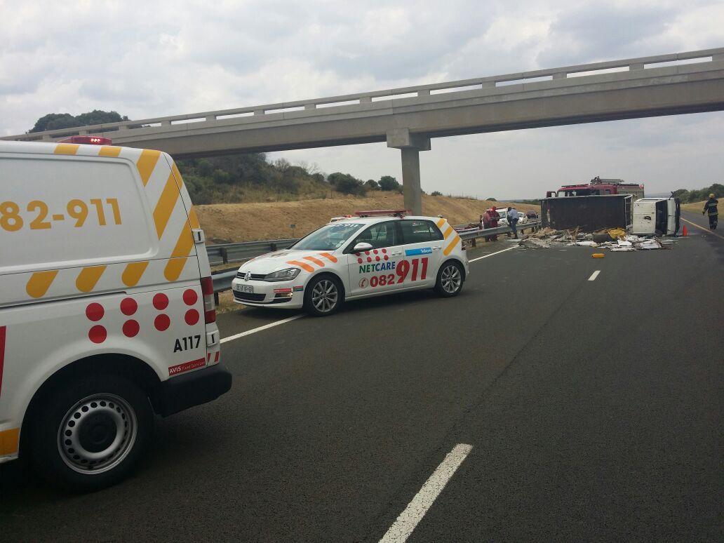 Five injured in Bloemfontein collision