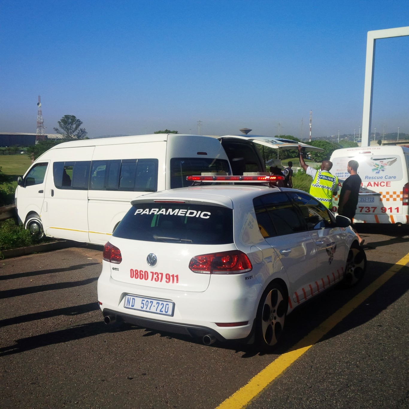 Hijacked truck recovered and stolen items recovered Khayelitsha