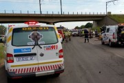 Pretoria Bon Accord accident leaves sixteen injured and two dead