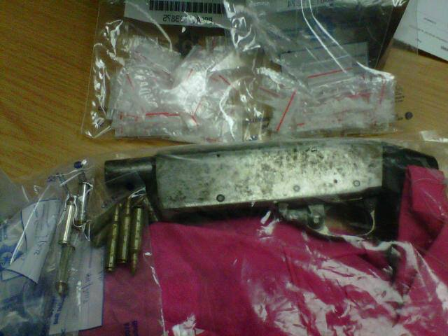 Arrest made and weapons seized after street fight in Grassy Park
