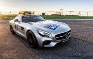 Mercedes-AMG GT S and C 63 S in action for the 2015 Formula 1® season