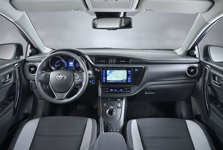 Toyota gives Auris a Visual and Sensory Boost