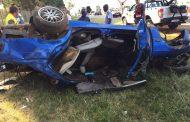 Krugersdrop Sterkfontein crash leaves four people injured