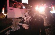 N3 Villiers road crash leaves two people injured