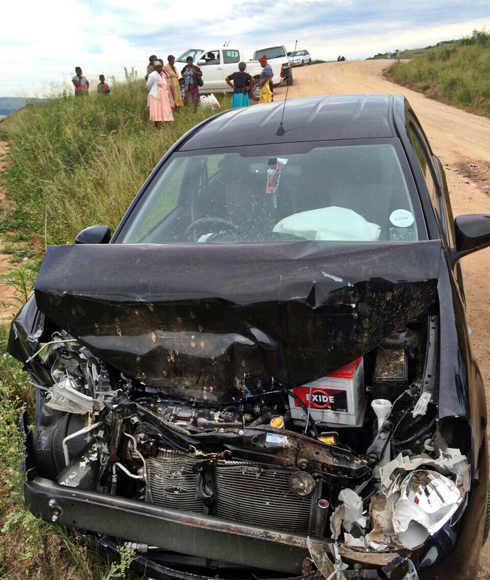 North coast head-on collision leaves seven injured