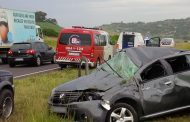 Man injured after collision on the N2 Umgabba Road