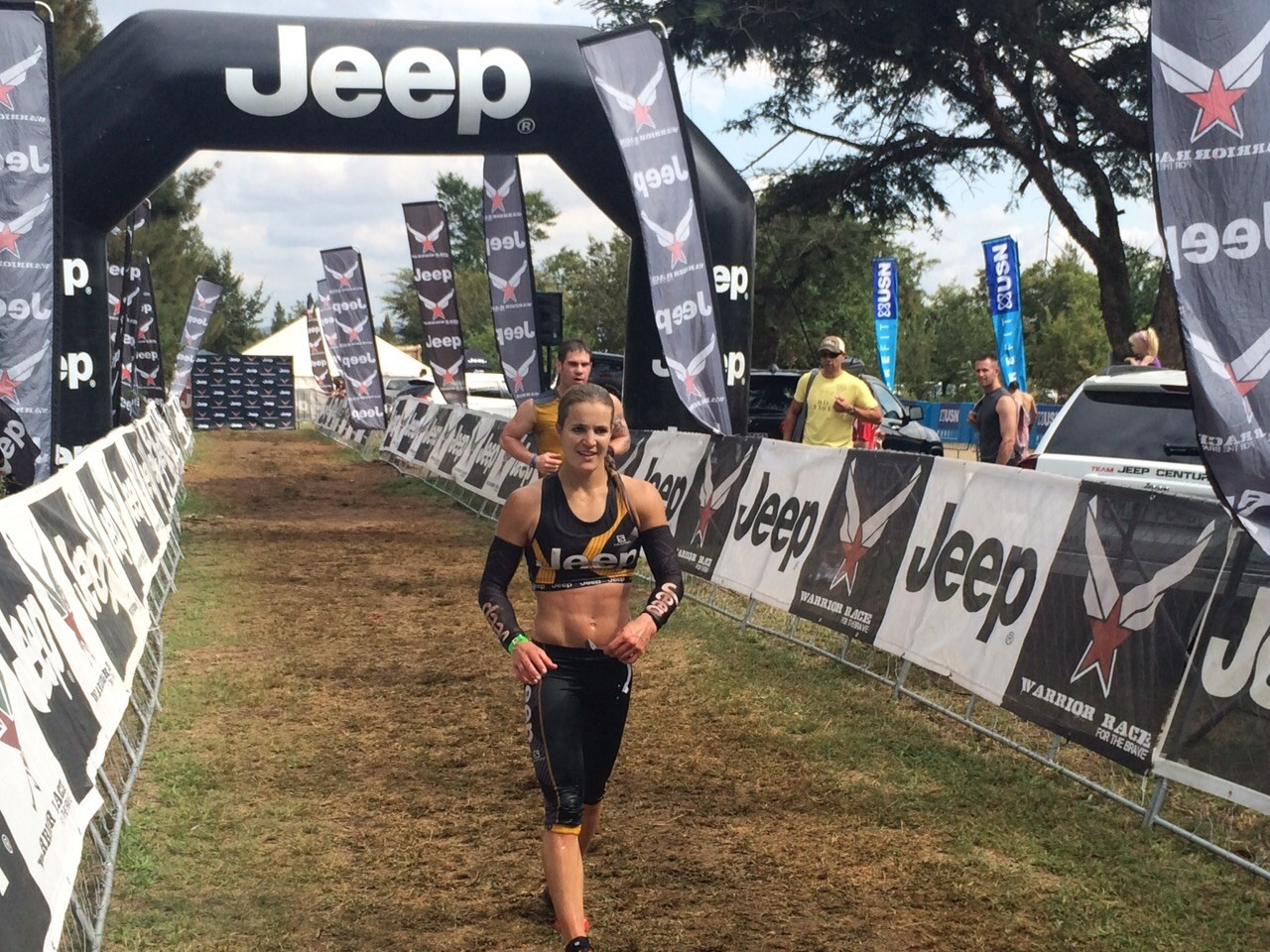 Jeep Team shines at Warrior Race#3