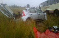 Five killed and 50 injured in collision near Carletonville