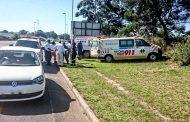 Marionhill pedestrian crash leaves one injured