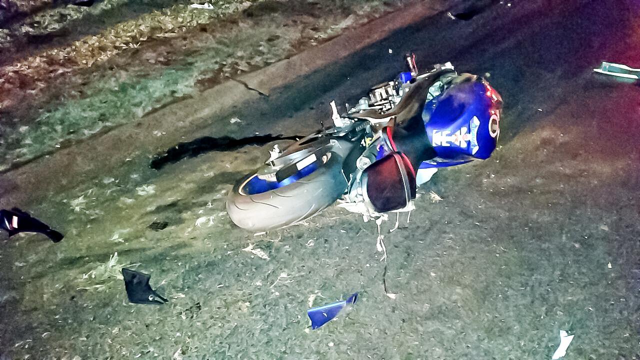 Pretoria bike crash leaves one critically injured