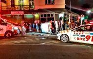 8 Injured in taxi crash at intersection in Pietermaritzburg