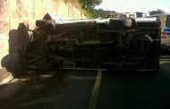 Crash on the M13 near Pinetown leaves nineteen patients injured