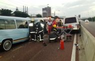 2 Taxi accidents leave 6 injured Durban