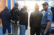 Kimberley police makes dagga arrests