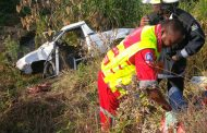 Five injured in two vehicle collision, Durban