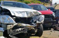 Herwood drive head on collision